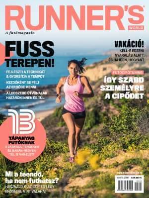 futómagazin, magazin a futás szerelmeseinek, runner's